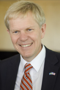 Ambassador Björn Lyrvall